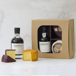 Godminster After Dinner Port Gift Set - Heart