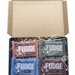 LetterBox Fudge Selection