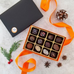 Vegan Chocolate Truffles, Healthy Luxury