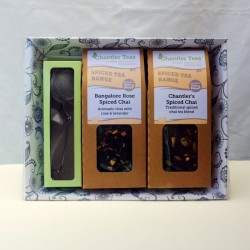 Spiced Chai Tea Lover's Luxury Gift Box