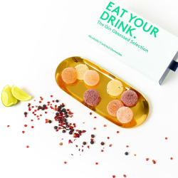 The Gin Obsessed Selection: Alcoholic Cocktail Gummies