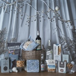 Jack Frost Luxury Christmas Basket