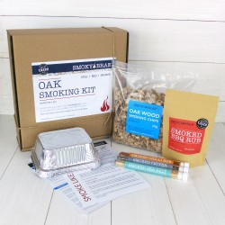 Oak Smoking Kit