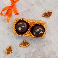 Vegan Christmas Cakes - the Chocolatier's Take