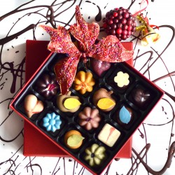 Nono Cocoa Vegan - Christmas - Superfood Chocolate Box