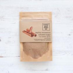 ceylon cinnamon infused rockin' good sugar co.