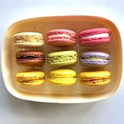 Macarons Mix and Match Selection Box
