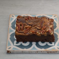 Limited Edition Praline Chocolate Brownie
