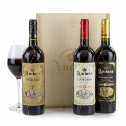 The Tempranillo Trio Wine Gift
