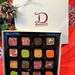 Festive Chocolate Box