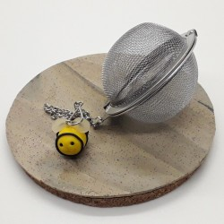 Bee Tea Infuser Mesh Ball