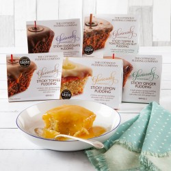 Sticky Sponge Puddings Selection Pack