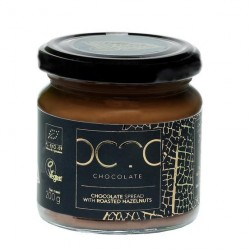 OCTO Chocolate spread with Roasted Hazelnuts 200g