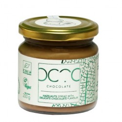 OCTO Hazelnut spread with delicate Chocolate flavour 200g