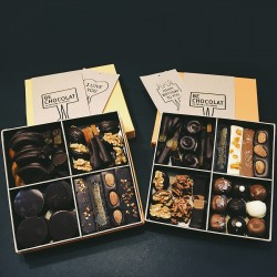Luxury Chocolates Deluxe Box