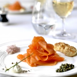 H. Forman & Son's London Cure Smoked Salmon