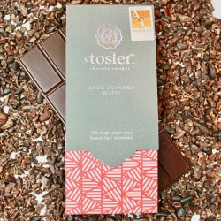 Acul du Nord, Haiti | 2016 Harvest | Single Origin Bean-to-Bar Chocolate Bars (Multipack)