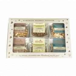 Michel & Alain Roux Gourmet Popcorn Gift Box