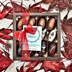 Chocolate Covered Dates Medium Gift Box