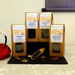 Spiced Chai Teas Loose Leaf Teas Set