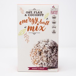 Gluten-Free Oat, Coconut & Flax Energy Ball Mix