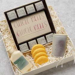 Christmas Gin Chocolate Hamper