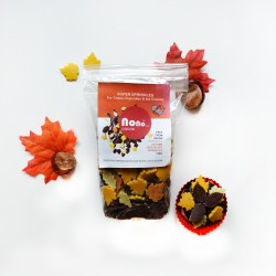 Autumn Spiced Chocolate Sprinkles (Multipack)
