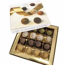 Luxury box of 16 healthy balls