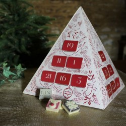 Pyramid Gin Chocolate Advent Calendar