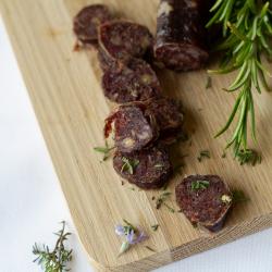 Lucanian Lamb Salami Sticks
