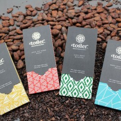 Single Origin Bean-to-Bar Chocolate Bars Selection Pack