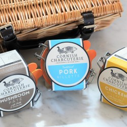 Set of Three Artisan Pâté and Rillettes