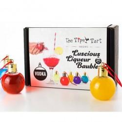 Luscious Liqueur Christmas Baubles