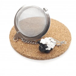 Sheep Mesh ball tea infuser