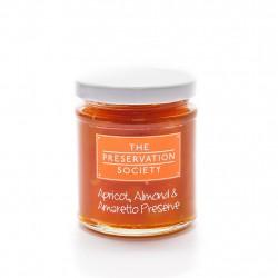 Apricot, Almond & Amaretto Jam Preserve (2 pack)