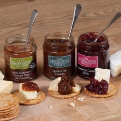Love Cheese Chutney & Relish Trio Gift Box