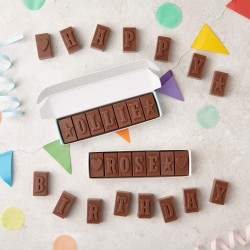 Chocolate Place Names