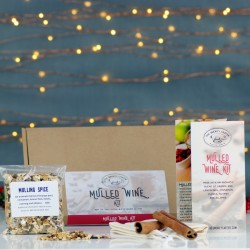 Christmas Mulled Wine & Cider Gift Set
