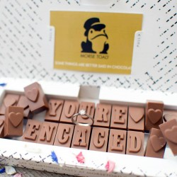 Engagement Chocolates