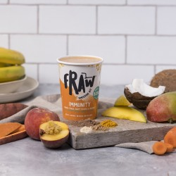 Immunity Frozen Smoothie Kits (Mango, Peach, Sweet Potato & Coconut)