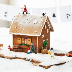 Gingerbread House Crafting Kit & Advent Calendar