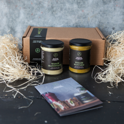 Great Taste Award Winning Wasabi Mayo & Mustard Gift Pack