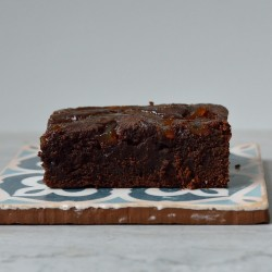 Festive Marmalade Brownies Gift Box