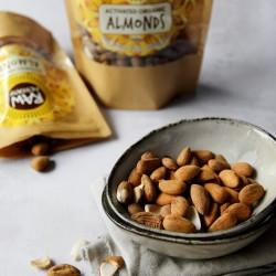 Activated Organic Almonds - Plain