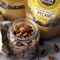 Activated Organic Pecans - Plain