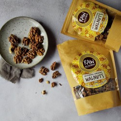 Activated Organic Walnuts - Plain