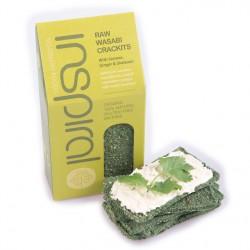 Wasabi Raw Crackits  (3 x 100g)