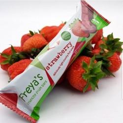 Freya's Crunchy Fruit Bars - Strawberry (15 pack)