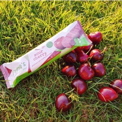 Freya's Crunchy Fruit Bars - Sour Cherry (15 pack)