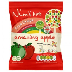 Kids Air Dried Apple Crisps (15 x 65g packs)